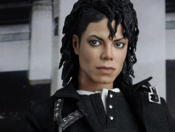 Michael Jackson bad version DX 03 Hot Toys Original