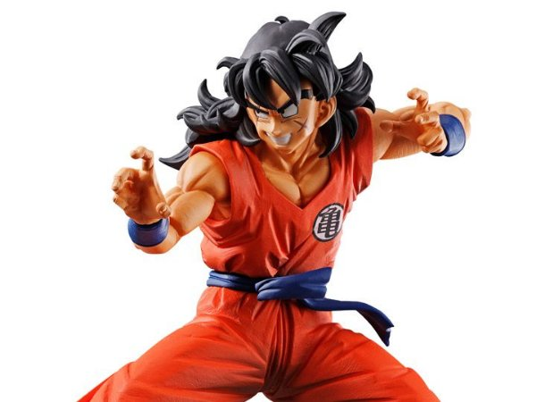 Yamcha Dragon Ball Z History of Rivals Ichiban Kuji Banpresto Original