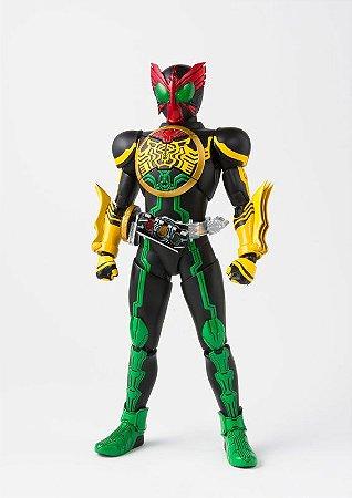 Kamen Rider OOO TaToBa Combo Shinkocchou Seihou S.H.Figuarts Bandai Original