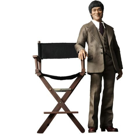 Bruce Lee Business Suit version M Icon Hot Toys Original