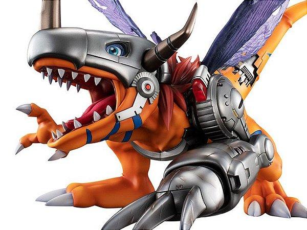 MetalGreymon Digimon Adventure Precious G.E.M. Megahouse Original