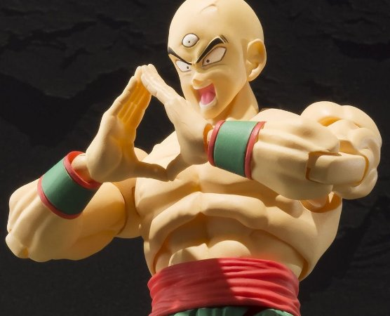 Tenshinhan Dragon Ball Z S.H. Figuarts Bandai Original