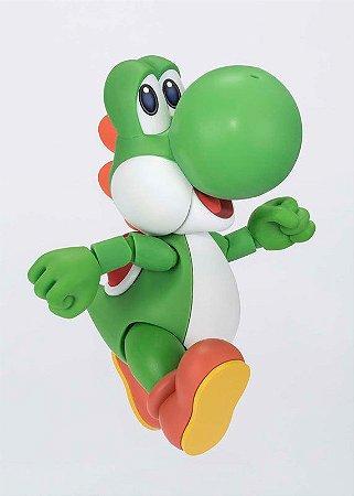 Yoshi Super Mario World S.H.Figuarts Bandai Original