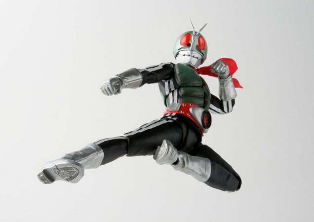 Kamen Rider Shin Ichigo Kamen Rider S.H.Figuarts Bandai Original
