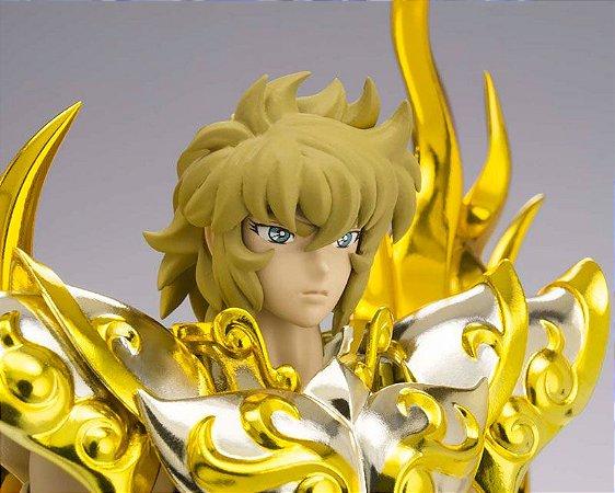 Aiolia de leão Cavaleiros do Zodiaco Saint Seiya Soul of Gold Bandai Cloth Myth EX Original