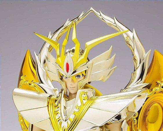 Shaka de virgem Cavaleiros do Zodiaco Saint Seiya Soul of Gold Bandai Cloth Myth EX Original