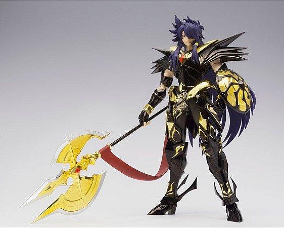 Loki Cavaleiros do Zodiaco Saint Seiya Soul of Gold Cloth Myth EX Bandai Original