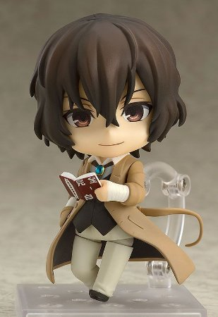 Osamu Dazai Bungo Stray Dogs Nendoroid Good Smile Company Original