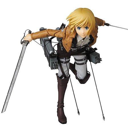 Armin Arlert Attack on Titan Real Action Heroes RAH No.676 Medicom Toy Original