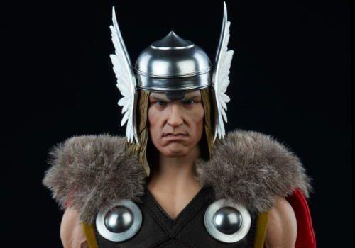 Thor Marvel Comics Sideshow Collectibles