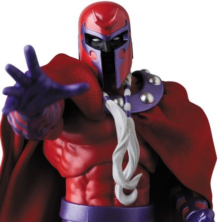 Magneto X-men Marvel Comics ver. MAFEX No.128 Medicom Toy Original