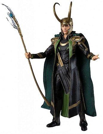 Loki Vingadores S.H. Figuarts Bandai Original