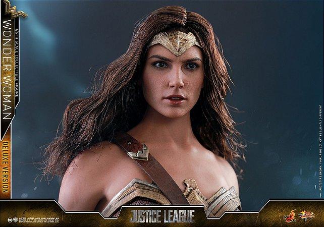 Mulher Maravilha Liga da Justiça DC Comics Movie Masterpiece Hot Toys Original