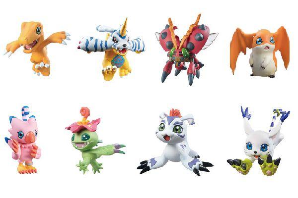 Digimon Adventure Mix Digicolle! Megahouse Original