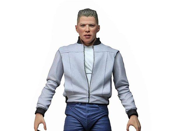 Biff Tannen De volta para o futuro Ultimate Neca Original