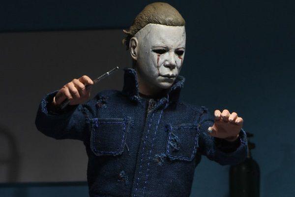 Michael Myers Halloween 2 Neca Original