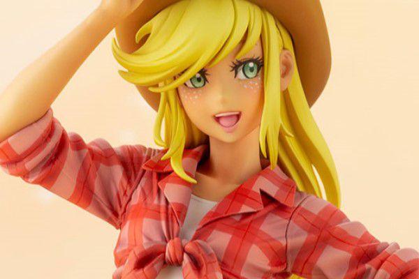 Applejack My Little Pony Bishoujo Kotobukiya Original