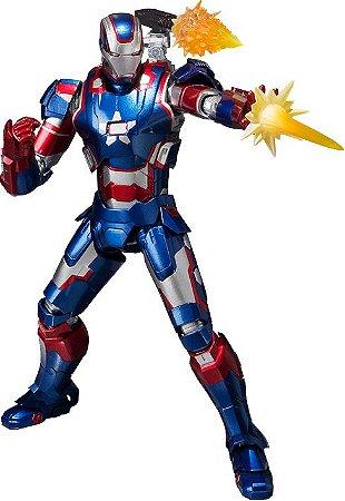 Patriota de Ferro Homem de Ferro 3 S.H. Figuarts Bandai Original