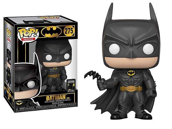 Batman 1989 DC Comics Pop! Heroes Funko Original