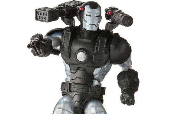 War Machine Marvel Comics Marvel Legends Deluxe Hasbro Original