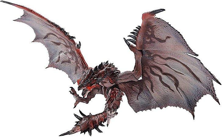 Rathalos Monster Hunter World Iceborne S.H. MonsterArts Bandai Original