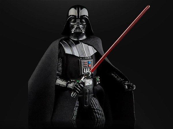 Darth Vader Star Wars Episodio V O império contra-ataca The Black Series Hasbro Original