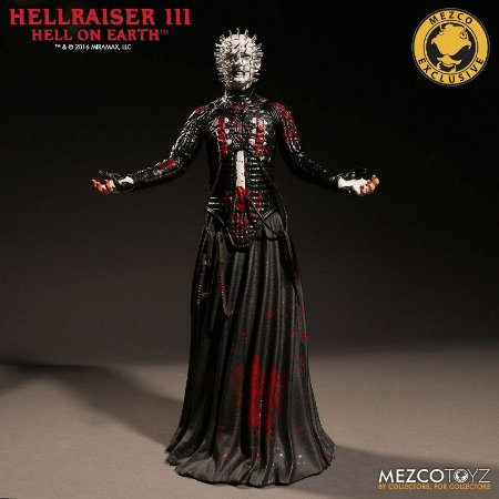 Pinhead Hellraiser III Mezco Toyz Original