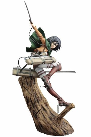 Mikasa Ackerman Renewal Package ver. Attack on Titan ARTFX J Kotobukiya Original