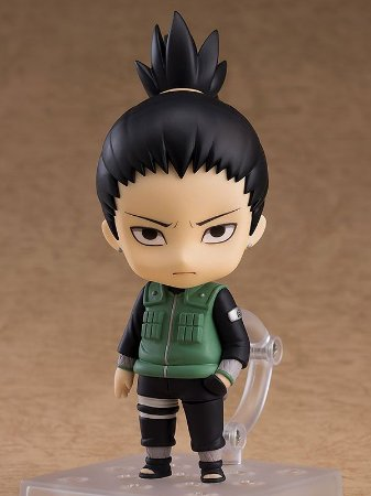 Shikamaru Nara Naruto Shippuden Nendoroid Good Smile Company Original