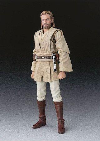 Obi-Wan Kenobi Star Wars O ataque dos Clones S.H. Figuarts Bandai original