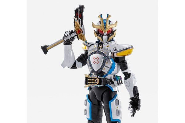 Masked Rider Ixa Kamen Rider S.H. Figuarts Bandai Original