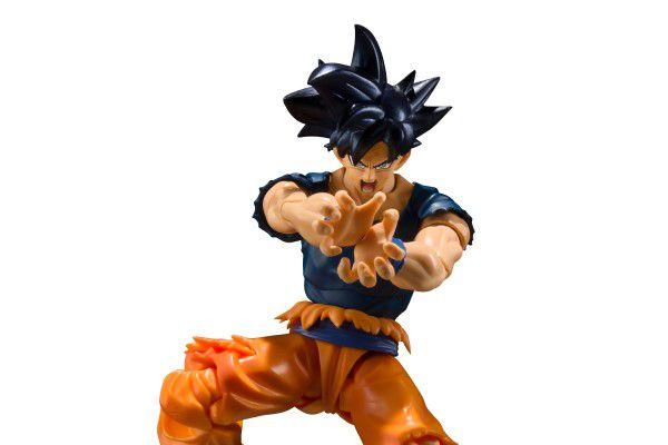 Son Goku Instinto Supremo Event Exclusive Color edition Dragon Ball Super S.H. Figuarts Bandai Original
