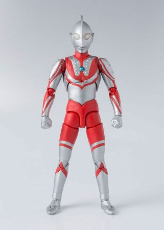 Zoffy Ultraman S.H. Figuarts Bandai Original