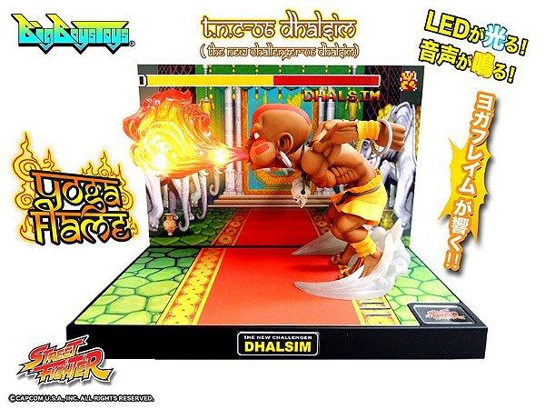 Dhalsim Street Fighter T.N.C Big Boys Toys Original