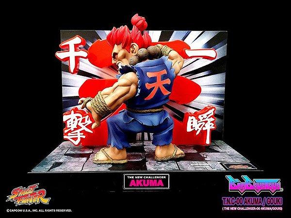 Akuma Street Fighter Big Boys Toys Original