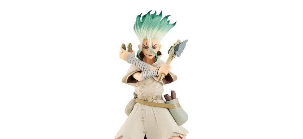 Senku Ishigami Dr.Stone Pop Up Parade Good Smile Company Original