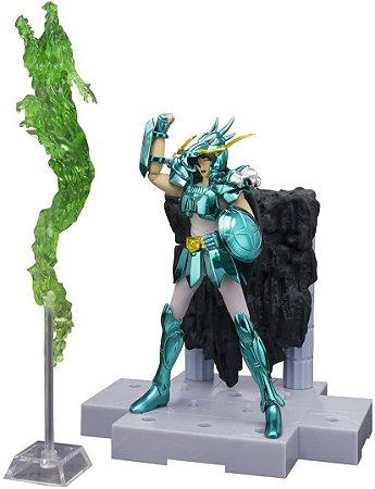 Shiryu de Dragão Cavaleiros do Zodiaco Saint Seiya D.D. Panoramation Bandai original