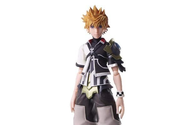 Ventus Kingdom Hearts III Bring Arts Square Enix Original