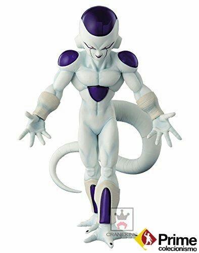 Freeza Dragon Ball Master Stars Piece Banpresto Original