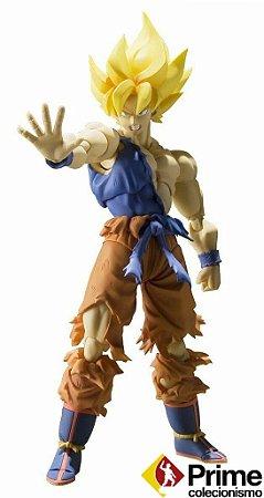 Goku Super Warrior Awakening Ver. S.H.Figuarts Dragon Ball Z Bandai Original