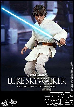 Luke Skywalker Star Wars IV Movie Masterpiece Series 297 Hot Toys