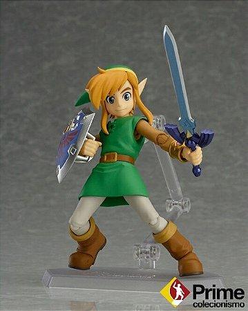 Link Figma The Legend of Zelda: A Link Between Worlds Figma Good Smile Company Original