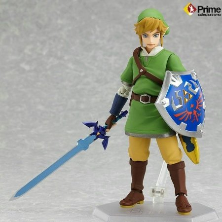 Link Skyward Sword Figma The Legend of Zelda Max Factory Original