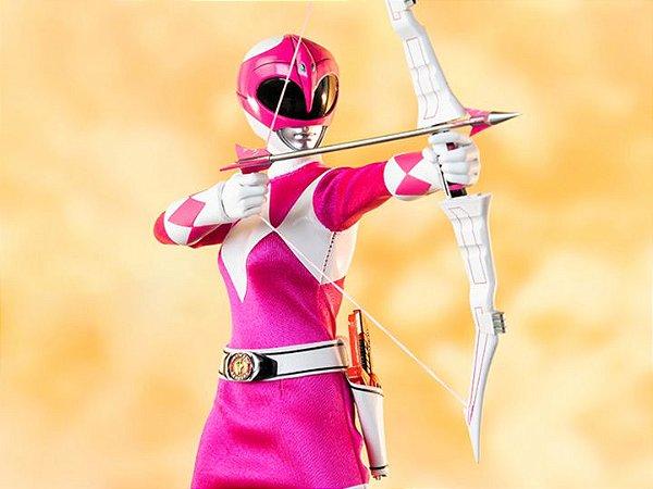 Ranger Rosa Power Rangers Mighty Morphin Threezero original