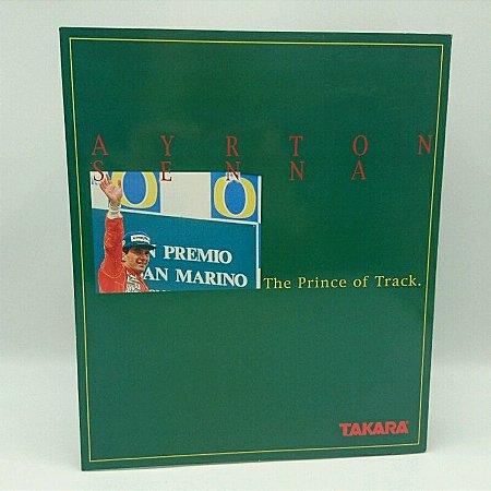 Ayrton Senna F1 The Prince of Track 1998 Takara Original