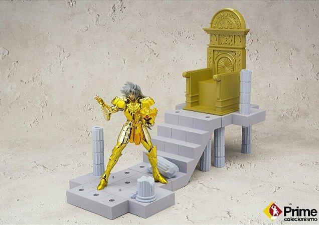 Saga de Gemeos Saint Seiya Cavaleiros do Zodiaco D.D. Panoramation Bandai original
