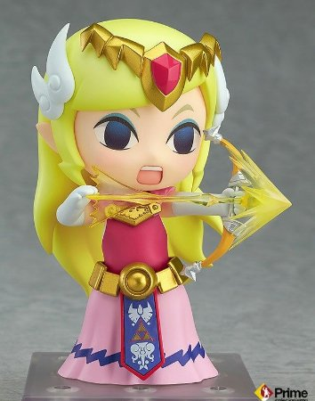 Princess Zelda Nendoroid The Legend of Zelda Good Smile Company Original