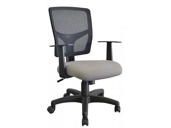 Cadeira Escritório Eco Encosto em Tela c/ Relax