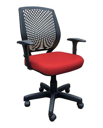Cadeira Escritório MASICO Encosto Polipropileno Função Relax