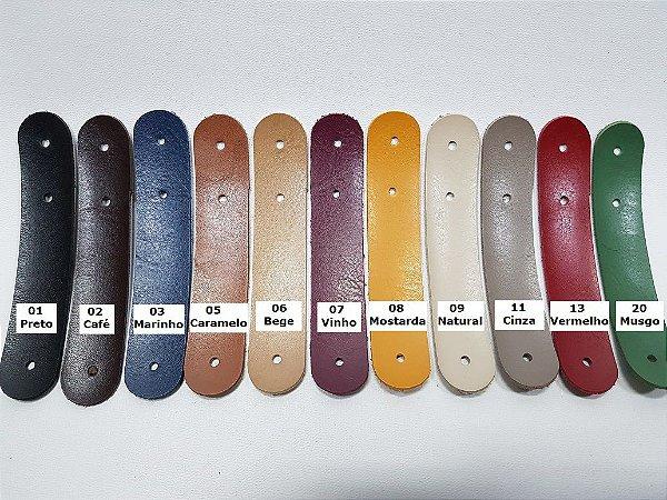 Alça Simples - cores disponíveis na última foto (tamanhos Pequeno-38cm, Médio-54cm, Grande-65cm)